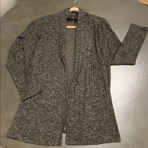 Super soft and comfortable open front long sweater